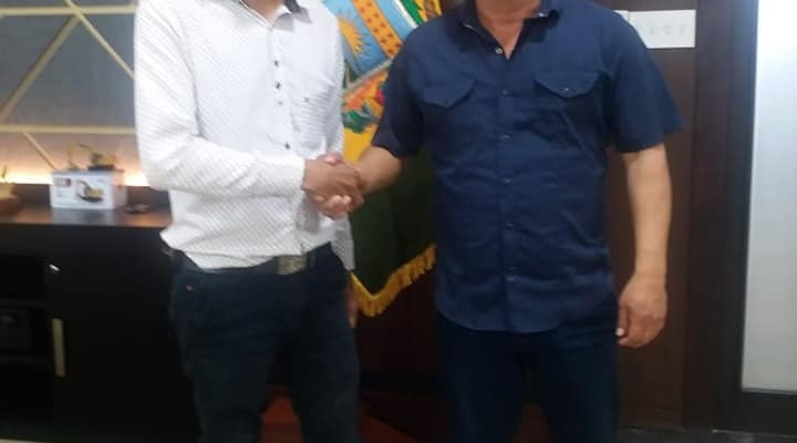 CONVENIO CON EL ASFALTADO DE LA PARROQUIA.